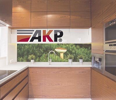 Individuelle Verkleidungen von AKP bei Küche Aktiv