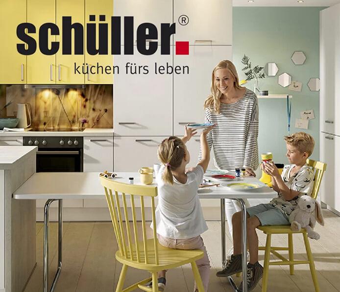 Küchen von Schüller bei Küche Aktiv